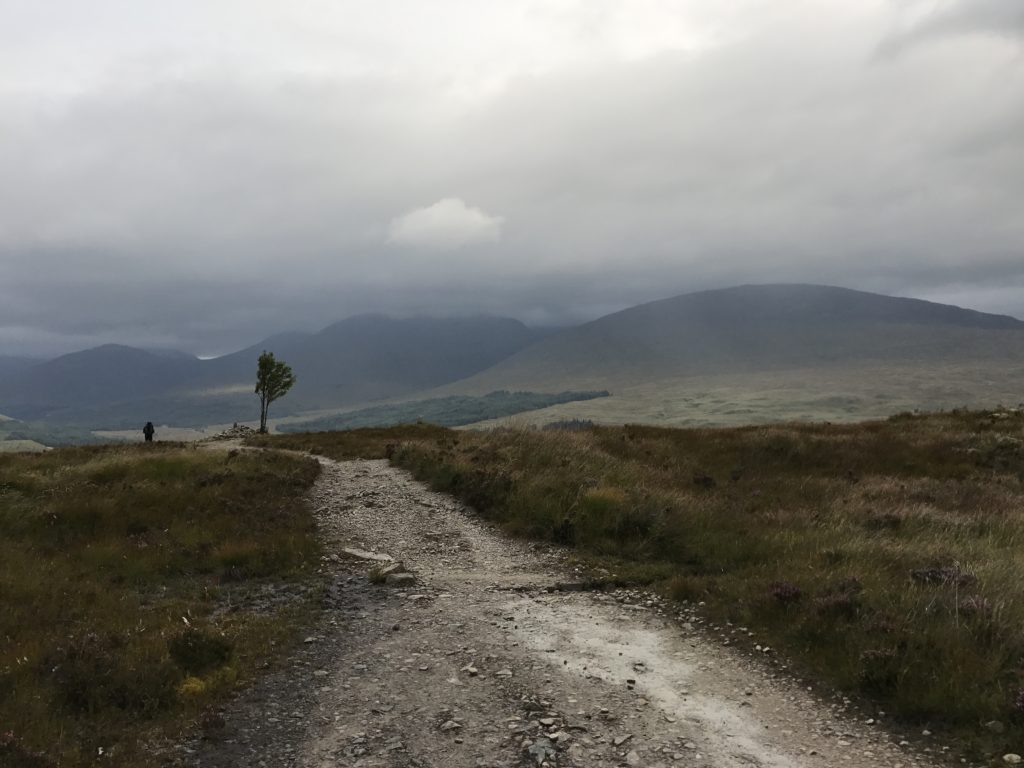 Glenco on the West Highland Way